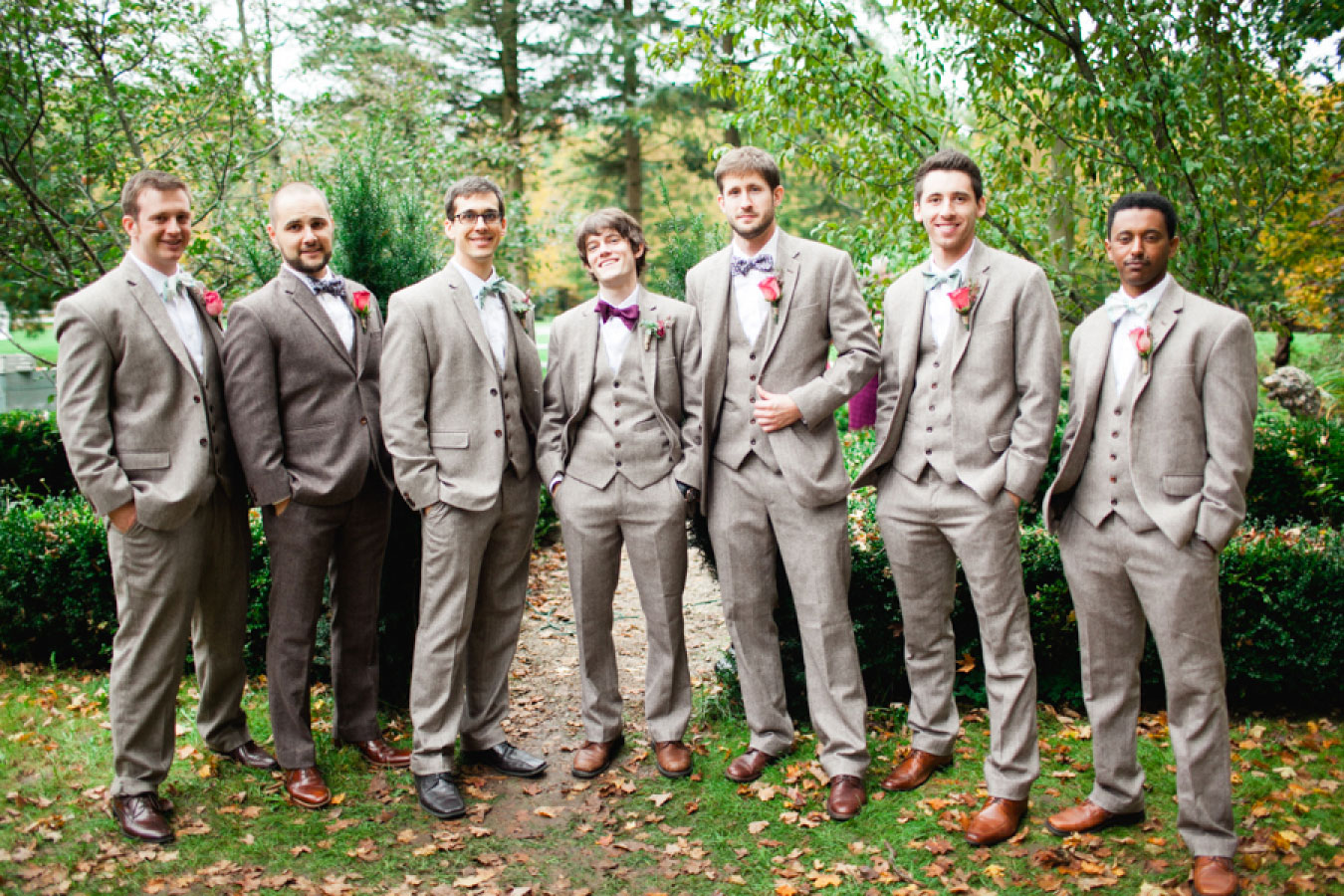 Outdoor Wedding In Limehouse, Ontario