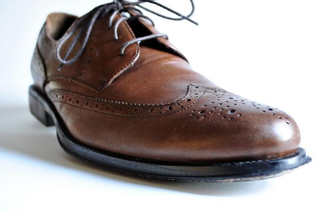 Prevent Creases In Dress Shoes