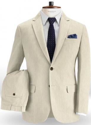 Italian Cotton Zuzzo Suit