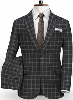 Italian Wool Opo Suit