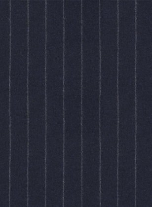 Reda Flannel Stripe Blue Pure Wool Suit