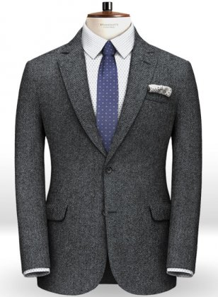 Italian Tweed Cuci Jacket