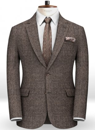 Italian Tweed Vallo Jacket