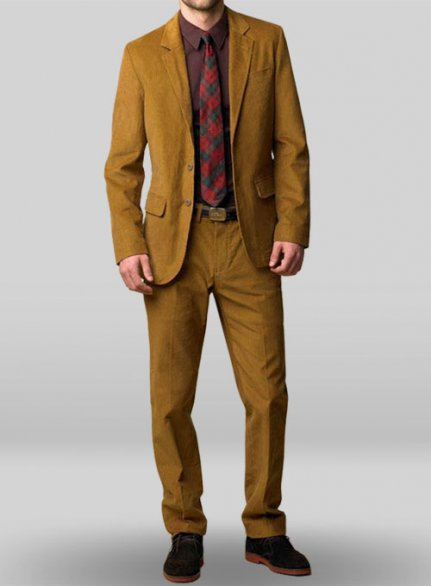 Corduroy Suits - Pre Set Sizes - Quick Order