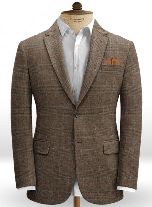 Italian Tweed Geri Jacket