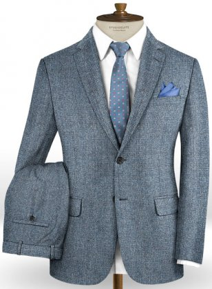 Italian Wool Covi Suit