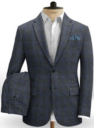 Italian Tweed Damocle Suit
