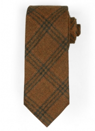 Tweed Tie - Light Weight Country Tan
