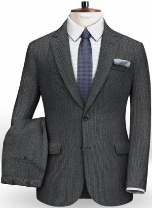 Italian Wool Gano Suit