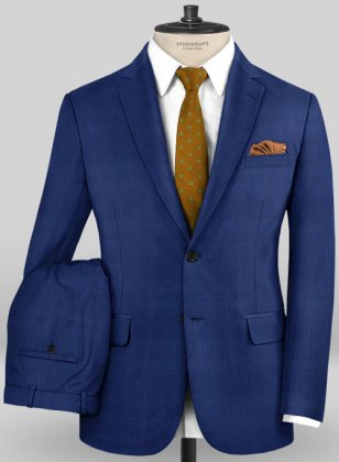 Caccioppoli Sun Dream Calito Blue Suit