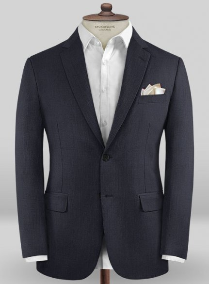 Caccioppoli Sun Dream Dark Navy Blue Jacket