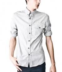 Hyatt Flap Pocket Shirt - Full Sleeves