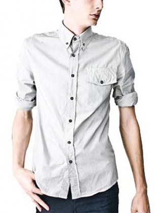 Hyatt Flap Pocket Shirt