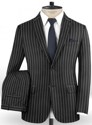 Savvy Wool Suit