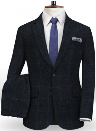 Italian Tweed Utopo Suit