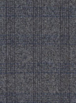Saga Blue Feather Tweed Suit