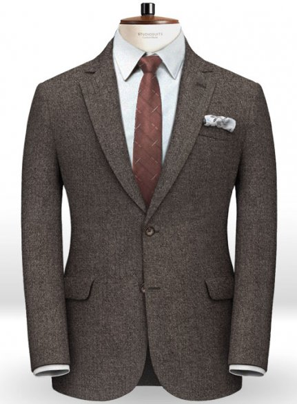 Italian Wool Forzo Jacket