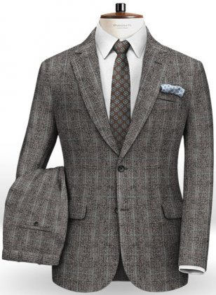 Italian Tweed Radio Suit