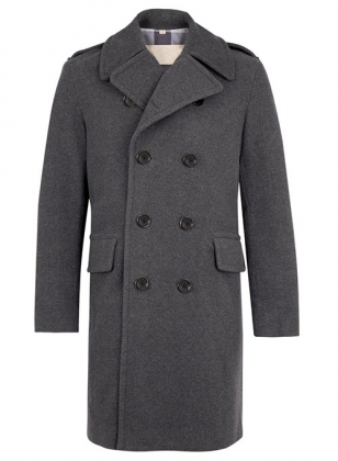GQ Trench Coat