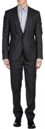 Tweedy Wool Suit