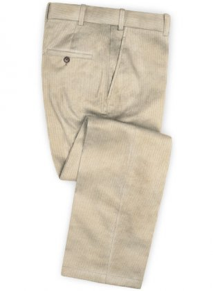 Fawn Thick Corduroy Pants