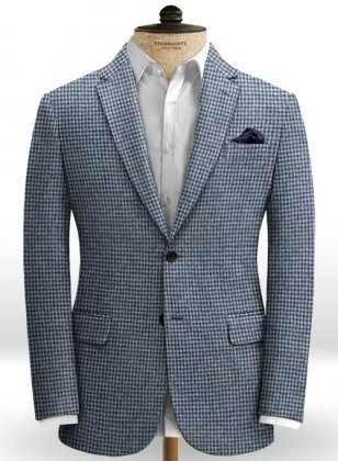 Italian Tweed Cecilio Jacket