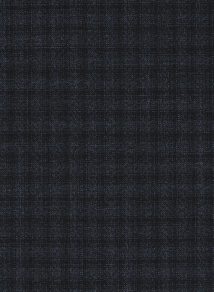 Napolean Mill Blue Wool Suit