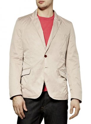 Cotton Fine Twill Sports Jacket