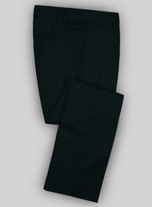 Washed Summer Weight Navy Chinos