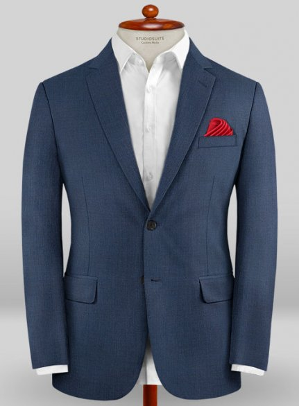 Caccioppoli Sun Dream Amango Flat Blue Jacket
