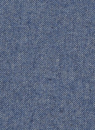 Classic Blue Denim Tweed Suit