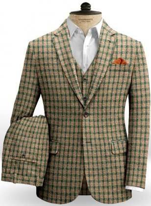 Cornwall Checks Tweed Suit