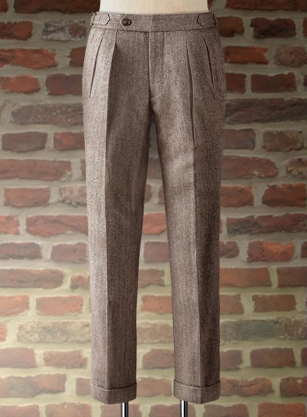 Highland Tweed Trousers