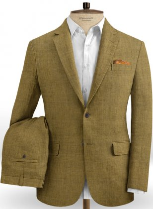 Italian Linen Neves Suit