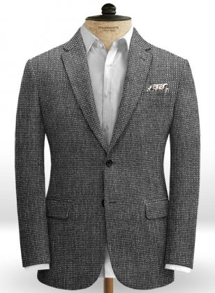 Italian Tweed Loro Jacket
