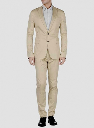 Stretch Light Weight Cotton Suits