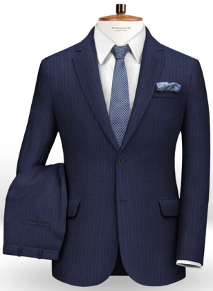 Italian Wool Nico Suit
