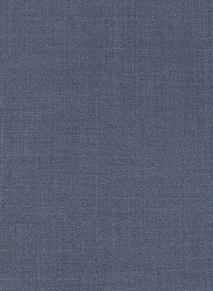Napolean Slate Blue Wool Suit