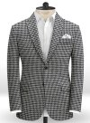 Harris Tweed BW Houndstooth Jacket