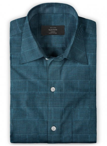 Italian Cotton Anossi Shirt