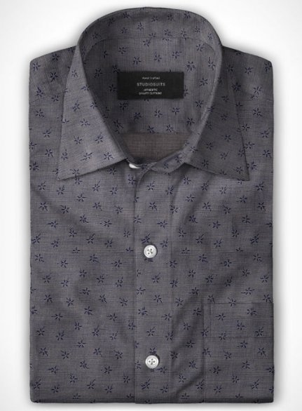 Cotton Linen Anta Shirt