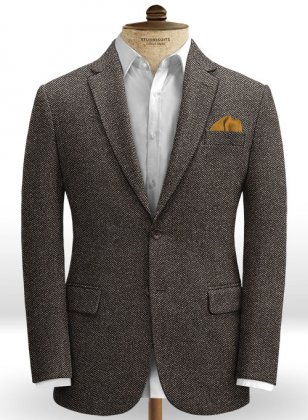 Italian Tweed Macaria Jacket
