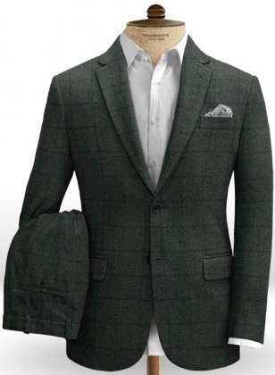 Italian Tweed Tieri Suit