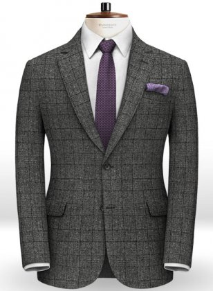Italian Tweed Hatto Jacket