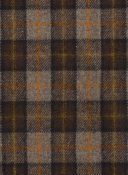 Lothian Checks Tweed Pants