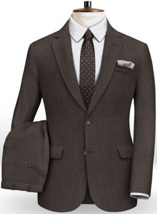 Italian Wool Silk Ace Suit
