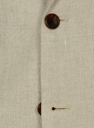 Italian Meadow Unstructured Linen Jacket