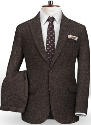 Italian Tweed Lampo Suit