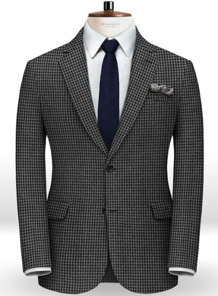 Italian Wool Loro Jacket