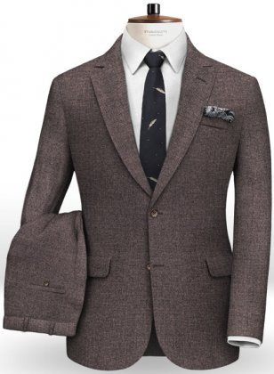 Italian Tweed Pasto Suit